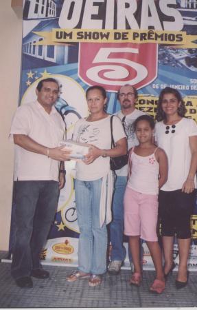 Campanha Promocional Oeiras Um Show de Prêmios 5