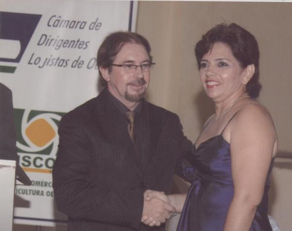 Solenidade de Posse de Diretoria 2010 à 2011