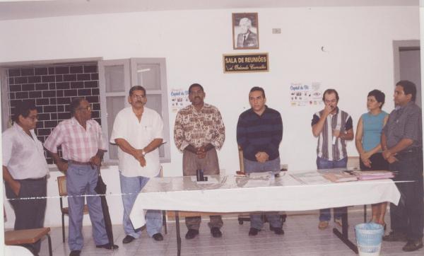 Campanha Promocional da ASCOM Capital da Sorte ano 1999