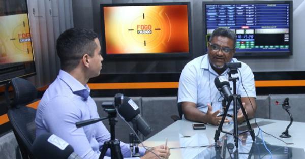 Na Meio Norte, Presidente da CDL fala sobre ações ao lado do oeirense Josafá Torres