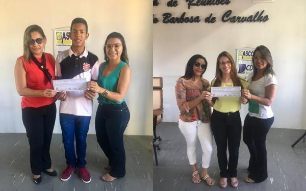 Liquida Oeiras: Ganhadores do 1º sorteio recebem premiação